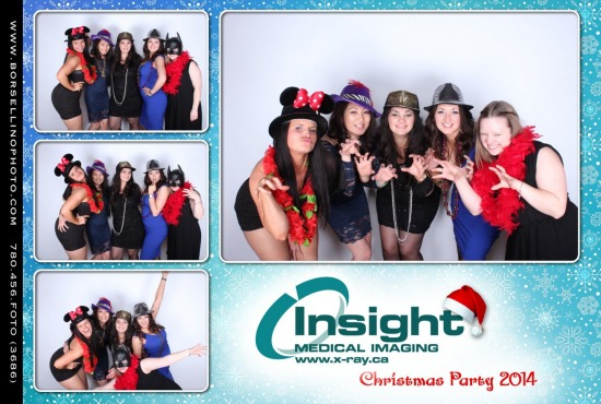 Insight Medical Imaging Christmas Party