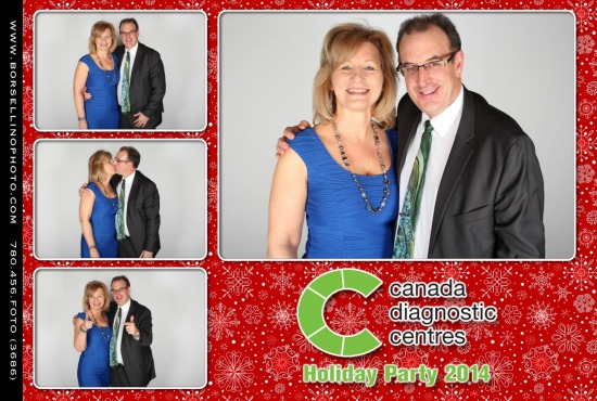 Canada Diagnostic Centres Christmas Party