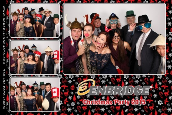 Enbridge Staff Holiday Party