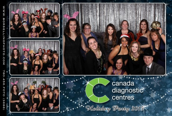 Canada Diagnostic Centres Holiday Party 2015