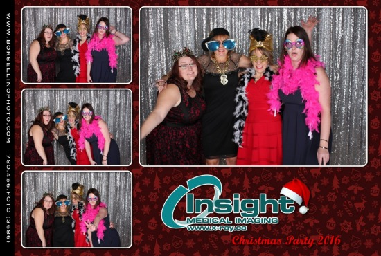 Insight Medical Imaging Christmas Party 2016