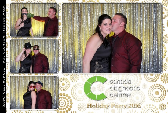 Canada Diagnostic Centres Holiday Party 2016